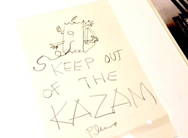 'Keep out of the Kazam!', 1941