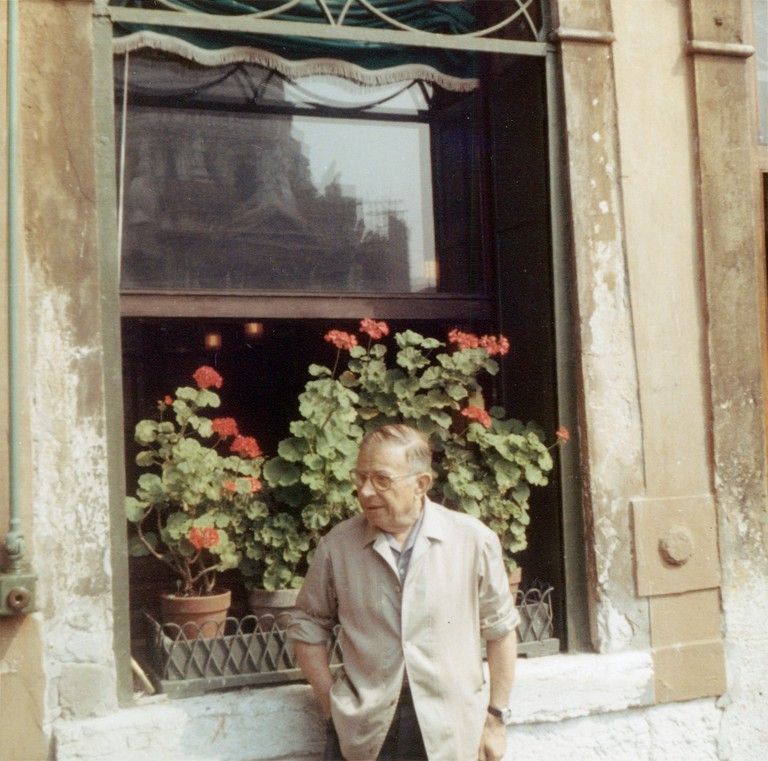 Jean-Paul Sartre, 1967