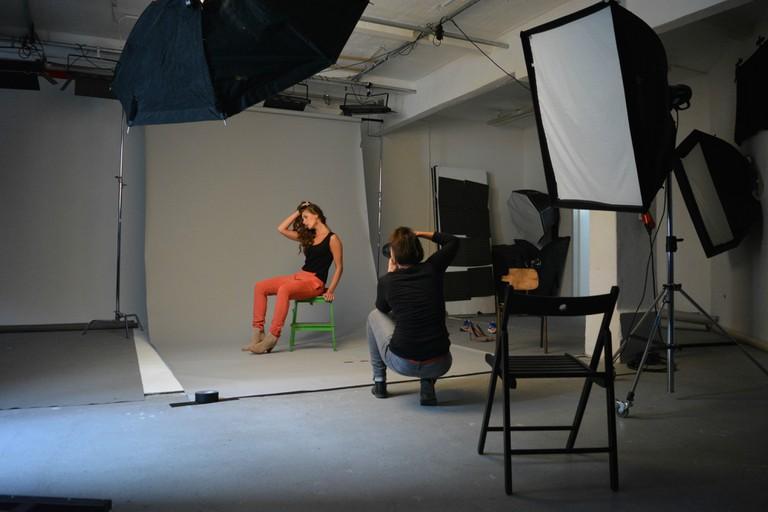 Justine Leconte - 1st Lookbook Photoshoot