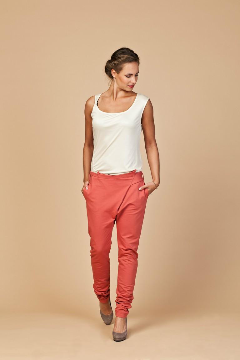 Justine Leconte - Knitwear 1st Lookbook