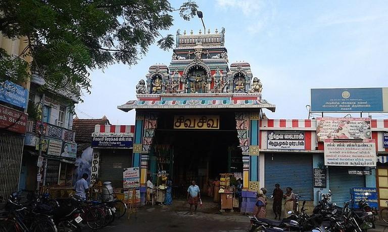 Kasi_Viswanathar,_Sivakasi1