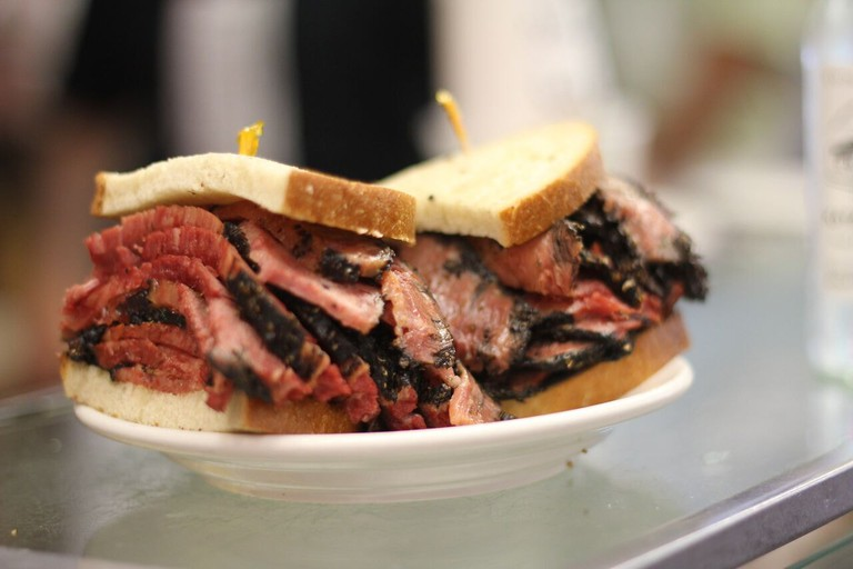 Image courtesy of Katz's Delicatessen