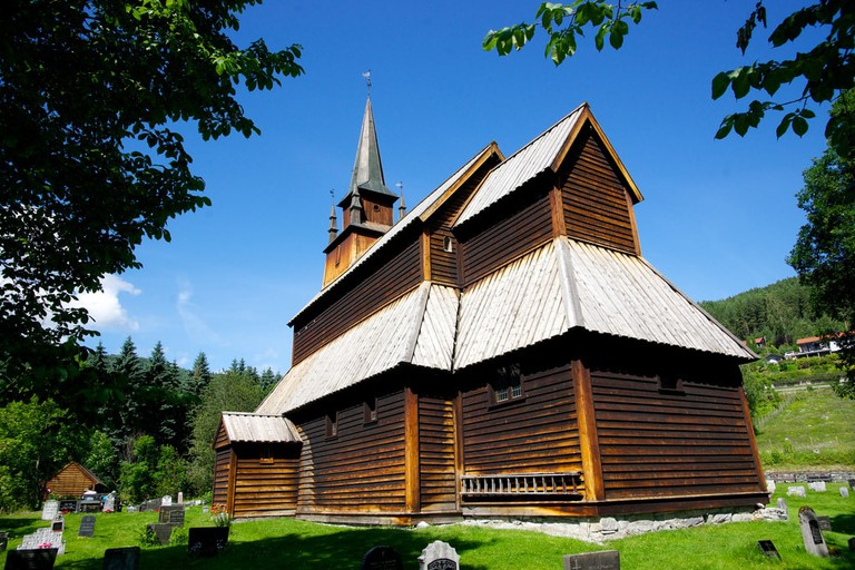 Kaupanger stave church | © Karen Blaha : Flickr