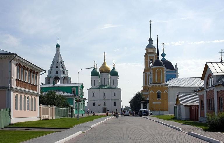 Kremlin, Kolomna, Russia