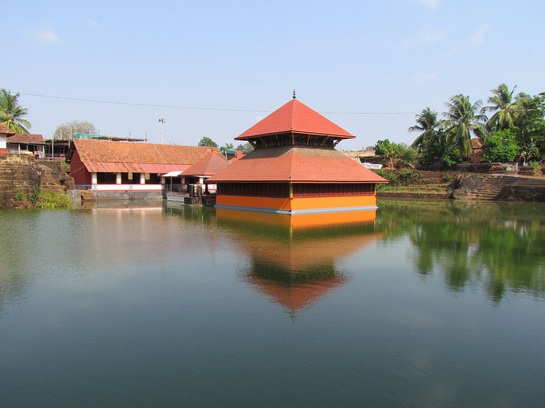 Ananthapura lake temple is the only lake temple in Kerala