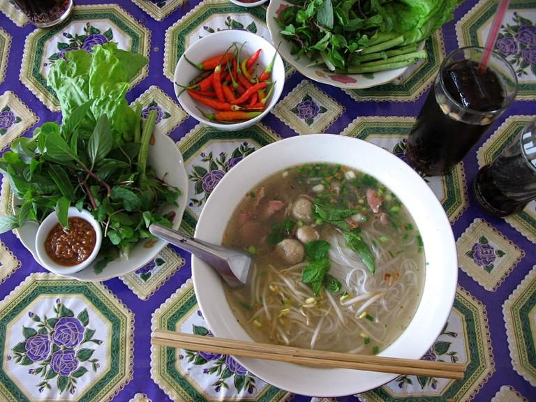 Lao Fer Soup