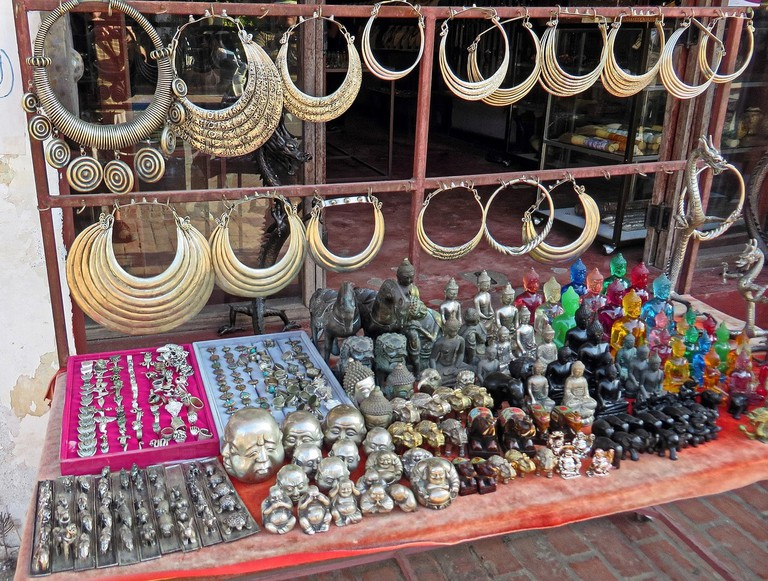 Lao Jewelry