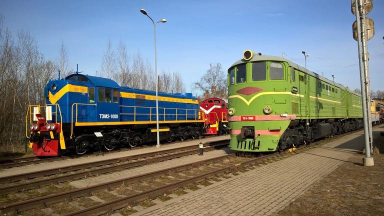 Latvian Railway Museum