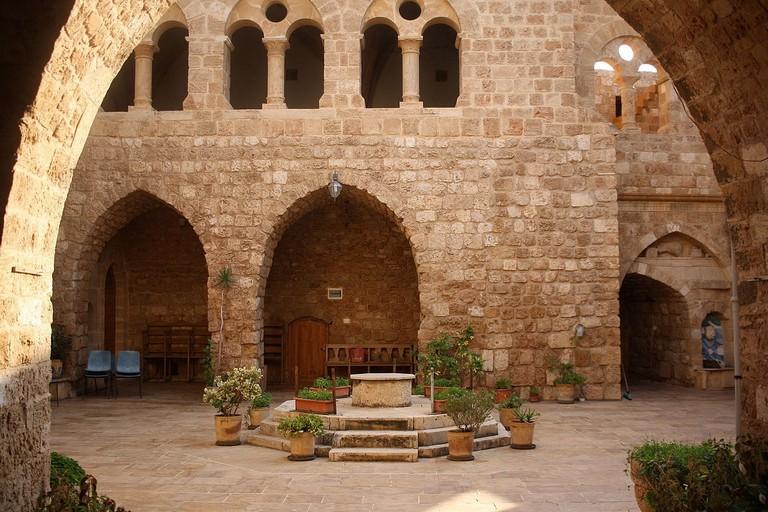 Deir El Natour Monastery, Enfeh