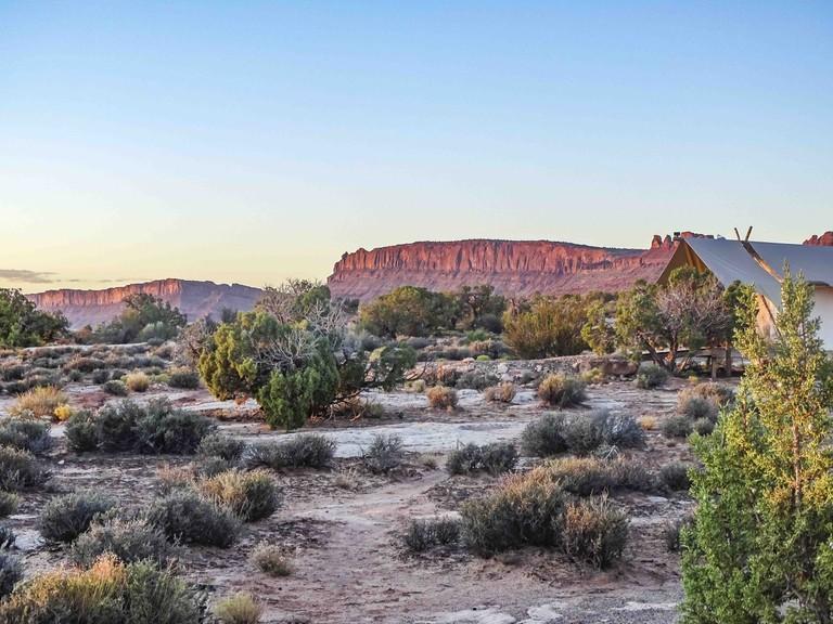 Moab Under Canvas | Michael LoRé / © Culture Trip