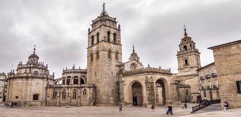 Catedral de Santa María, Lugo, Galicia, Spain | ©DavidDaguerro de Madrid / Wikimedia Commons