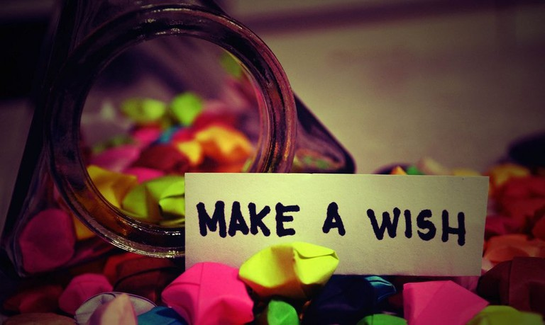 Make a Wish │