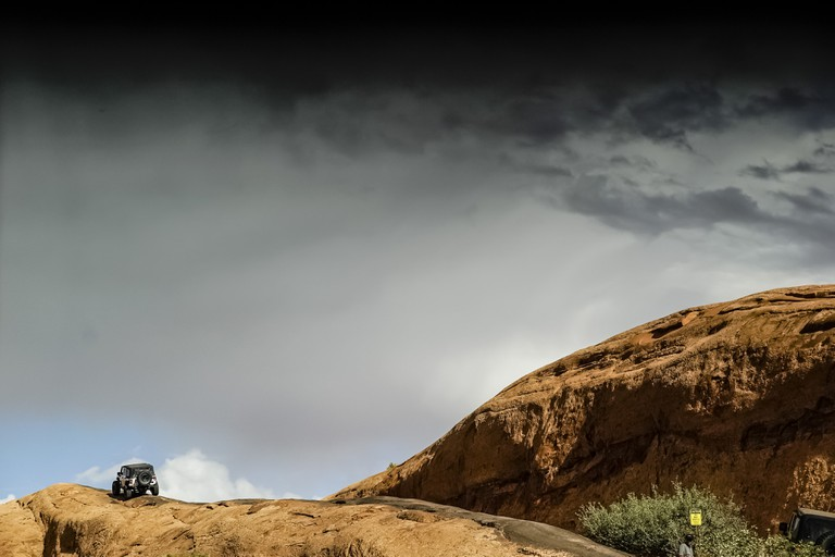 Four-wheeling in Moab, Utah | © Mark Choi/Culture Trip
