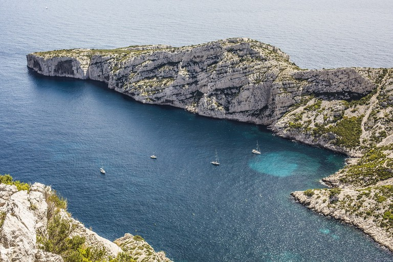 Marseille and its surrounding Calanques are often on celluloid