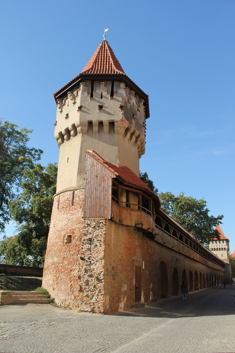 City Fortifications, Sibiu