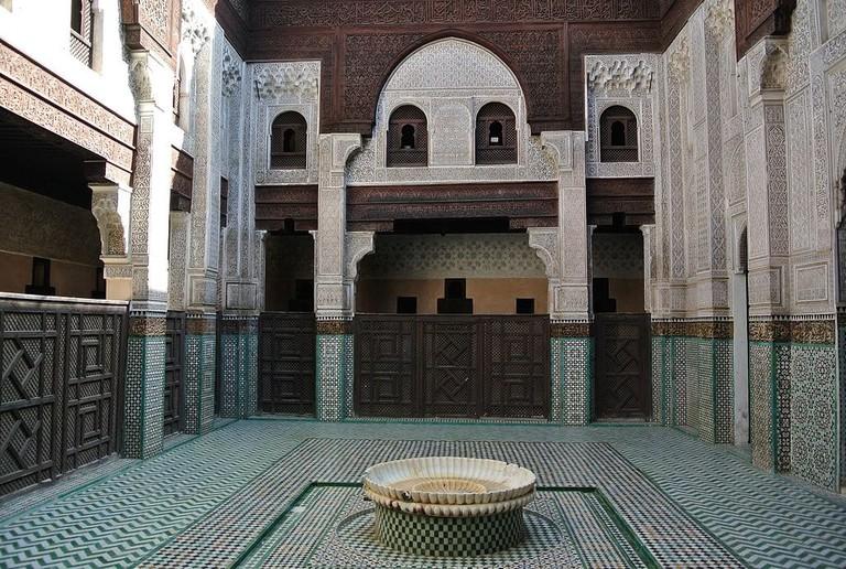 Bou Inania, Meknes