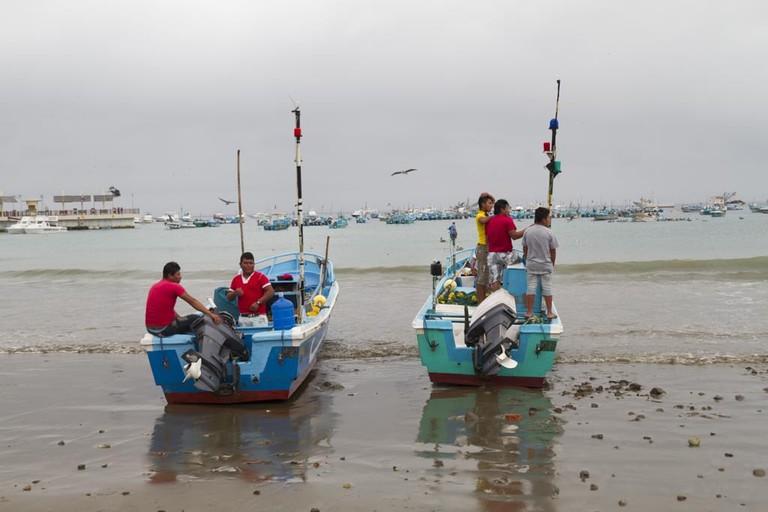 Ecuadorian coast