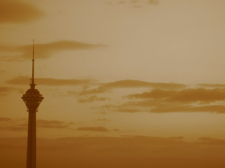 Milad Tower | ©SiaTrojan:flickr