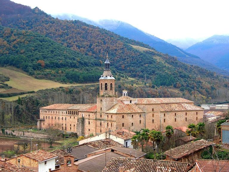 Monestir de San Millán de Yuso, La Rioja, Spain