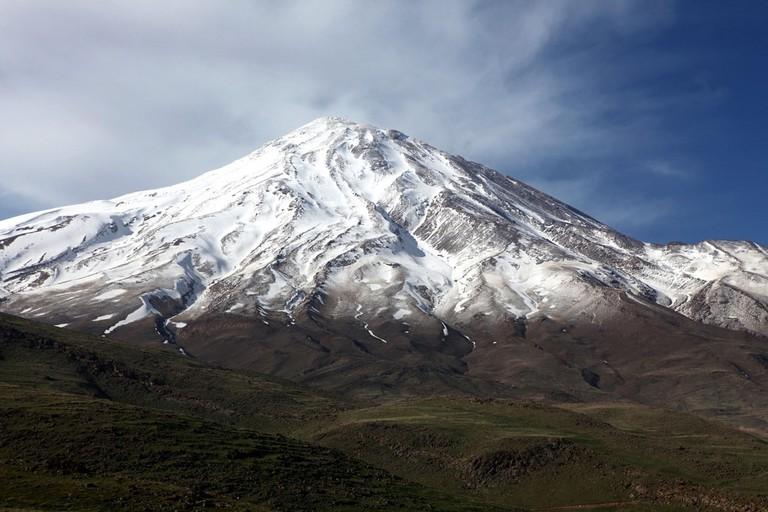 Mount Damavand   ©Ninara:flickr