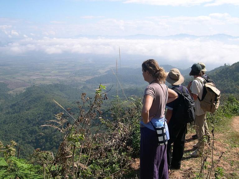 Muang Sing, Laos | © Matt Honan/WikiCommons