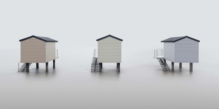 Neil-Burnell, Stilts, Osea Leisure Park, Blackwater, Essex, Landscape Photographer of the Year