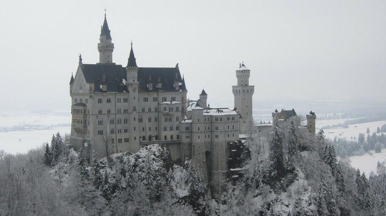 neuschwanstein-274884_1280