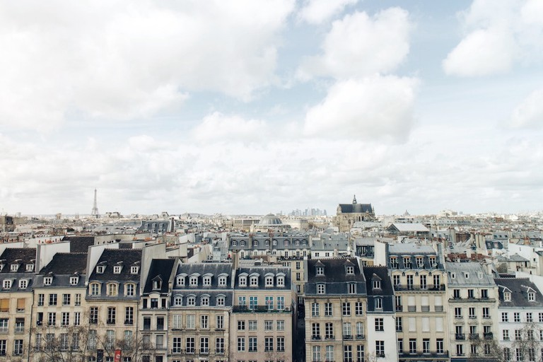 Paris rooftops | © Nil Castellví/Unsplash