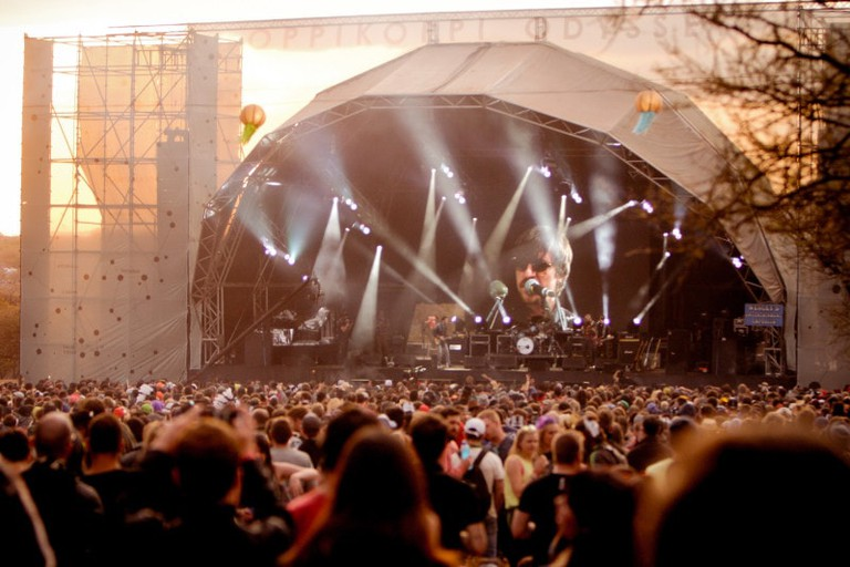 Oppikoppi music festival