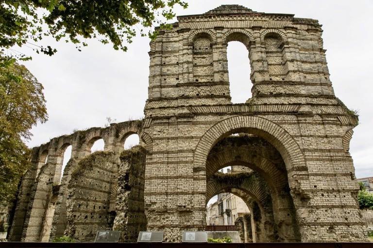 Palais Gallien |©A1aa1A: Wiki Commons