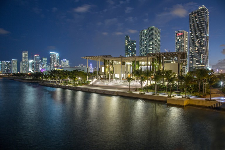 Courtesy of PAMM, Photograph by Robin Hill