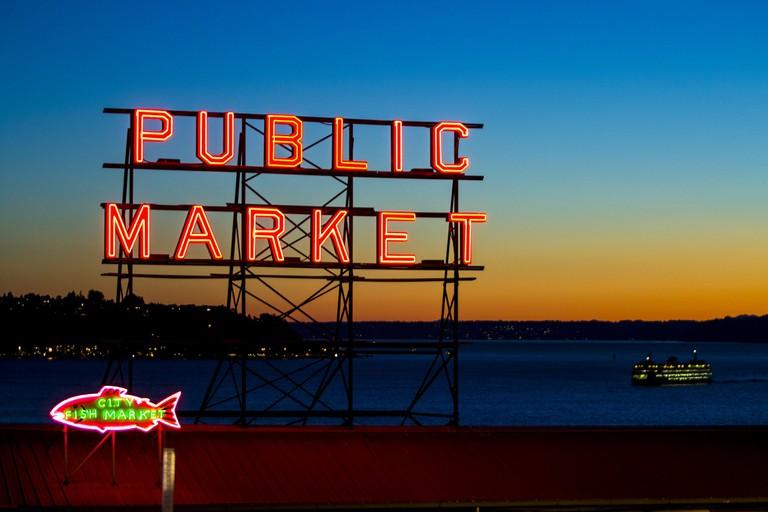 Pike Place Market | © Tiffany Von Arnim / Flickr
