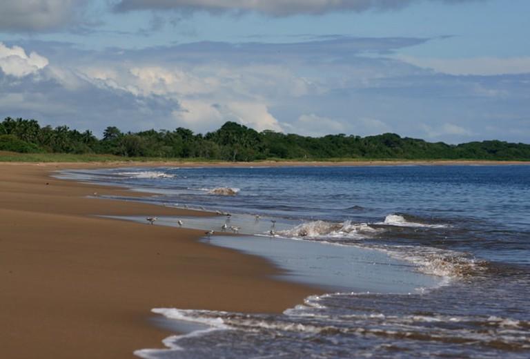 Playa El Arenal, Panama