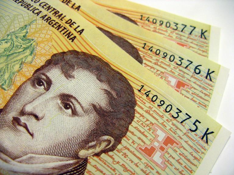 Keep those pesos close