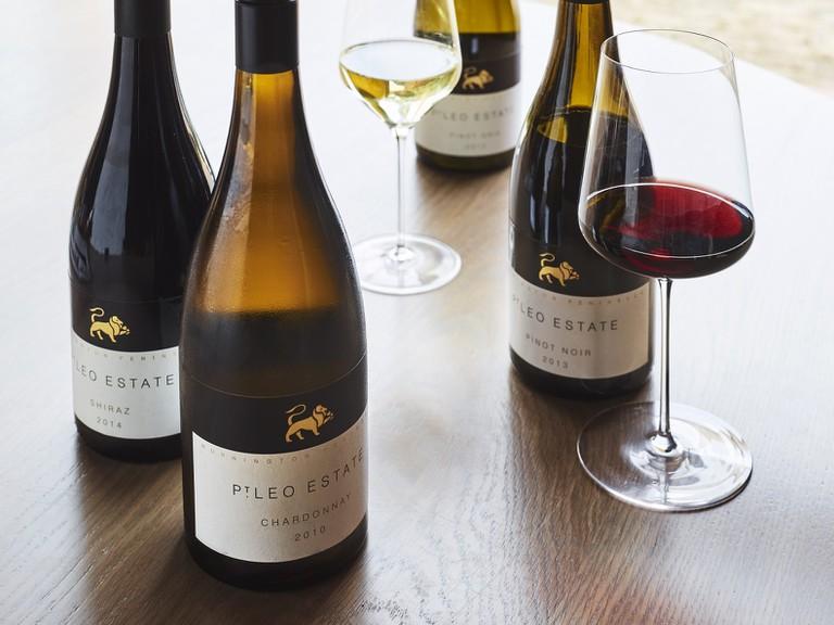 Pt. Leo Estate wine - Anson Smart Photography