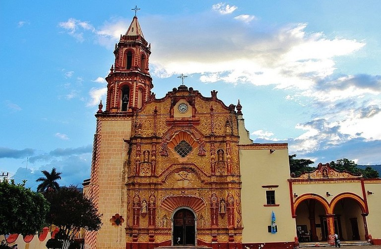 Queretaro Catedrales e Iglesias/Cathedrals and Churches / flickr
