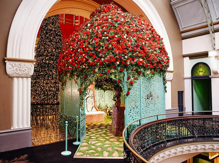 QVB Enchanted Garden | Courtesy of the QVB