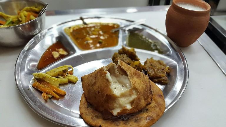 Rabdi wala Parantha