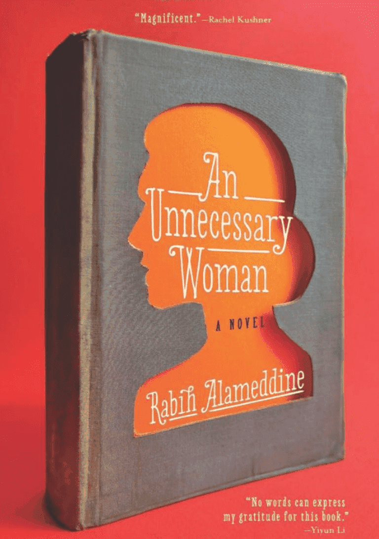 An Unnecessary Woman by Rabih Alammedine