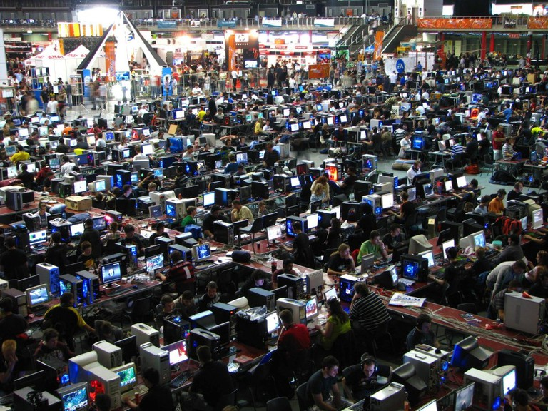 South Africa's largest LAN gaming event