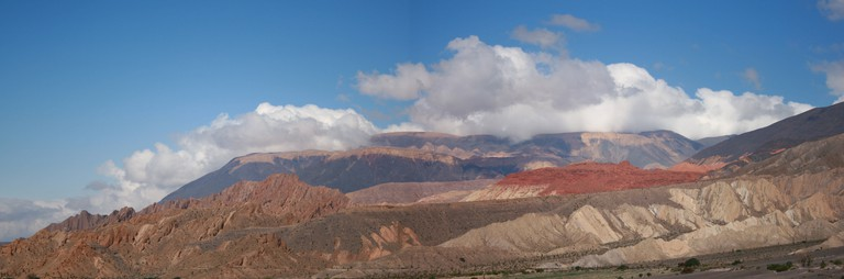 See the amazing landscape of northern Argentina