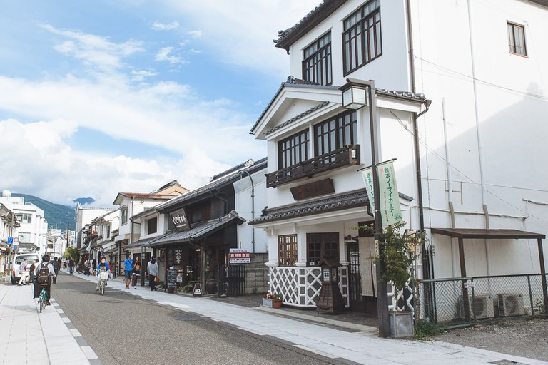Brewery Lane, Matsumoto