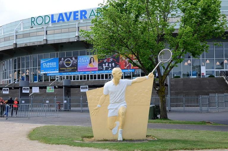 Rod Laver Arena   © slgckgc/Wikimedia Commons
