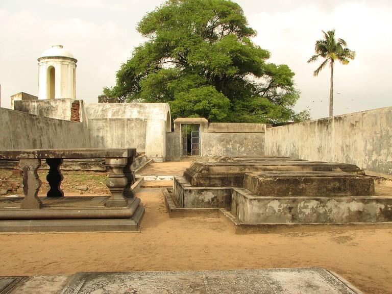 Sadras Fort Cemetery