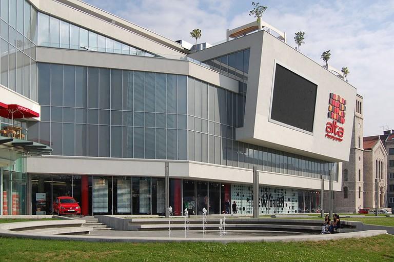 Alta Shopping Center | @ Milan Suvajac/WikiCommons