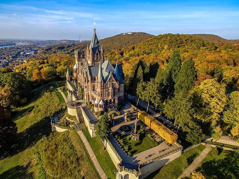 Schloss Drachenburg, Königswinter