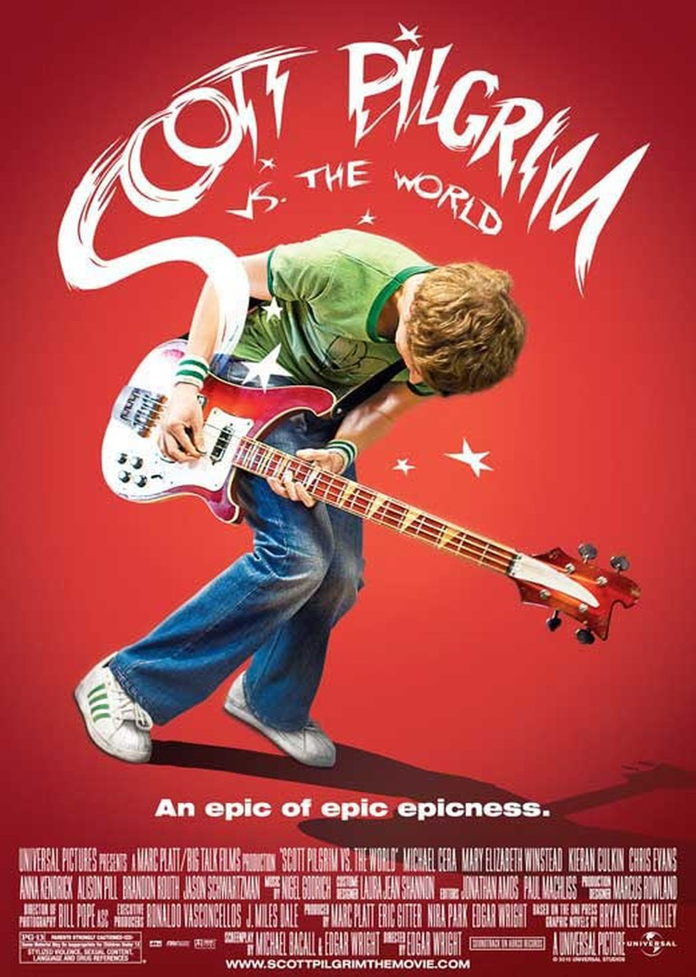 Scott Pilgrim VS. The World | © Universal Pictures