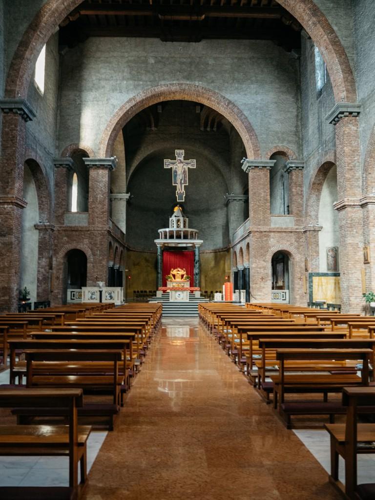 Inside Chiesa dei Santi Materno e Lucia in Lecco