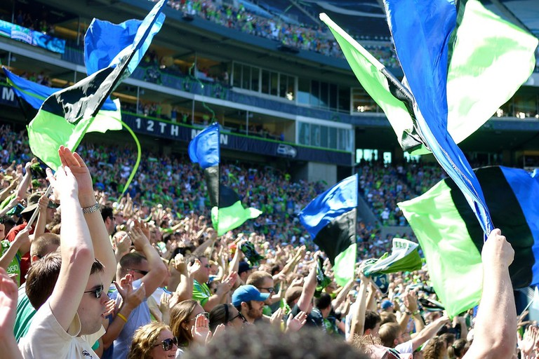 Seattle Sounders Fans | © patsun / Flickr