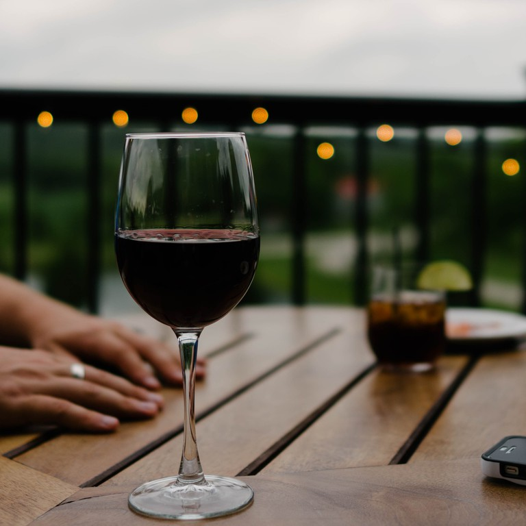 The word for wine is remarkably similar country to country